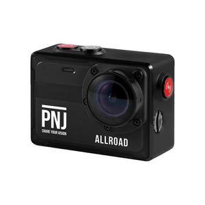 CAMÉRA SPORT PNJ Allroad Caméra de Sport Noir