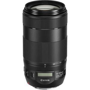 OBJECTIF CANON Objectif 70-300 mm f/4-5,6 Zoom - Diamètre d