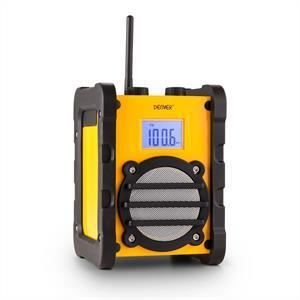 RADIO DE CHANTIER Denver Electronics WR-40 Radio de chantier PLL FM