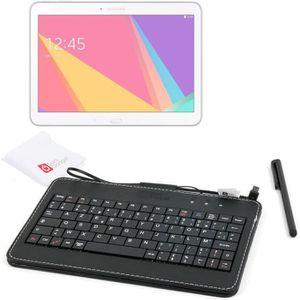 CLAVIER POUR TABLETTE Clavier AZERTY pour tablettes Samsung Galaxy Tab 4