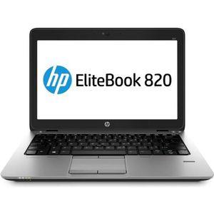 Vente PC Portable HP EliteBook 820 G1 - Core i5 4200U / 1.6 GHz -… pas cher