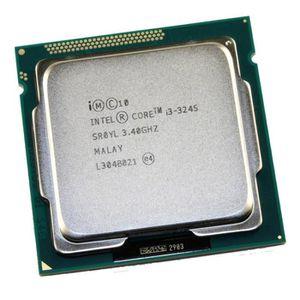 PROCESSEUR Processeur CPU Intel Core I3-3245 3.4Ghz 3Mo 5GT/s