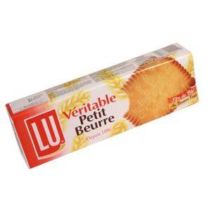 BISCUITS SABLÉS Lu véritables petits beurres 200g