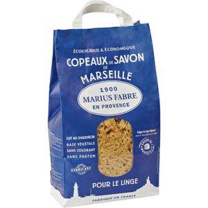 LESSIVE Copeaux savon de Marseille - 980g
