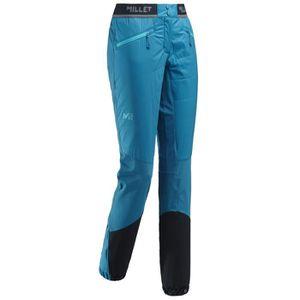PANTALON DE SPORT Pantalon Softshell Millet Touring Speed Xcs Bleu F