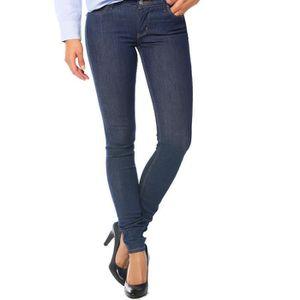 JEANS Jeans Levi's 710 Super Skinny bleu pour femmes. 17