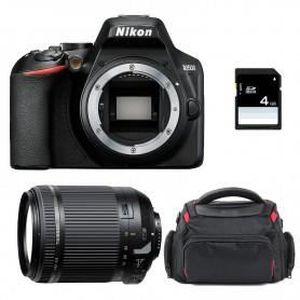 PACK APPAREIL RÉFLEX Nikon D3500 + Tamron 18-200 mm F/3.5-6.3 Di II VC
