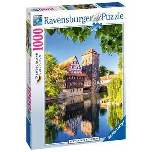 CASSE-TÊTE Ravensburger 19620 3 - Puzzle - Henkersteg - Nurem