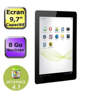 MEMUP Tablette SplidePad Elite 9708 Quad Core