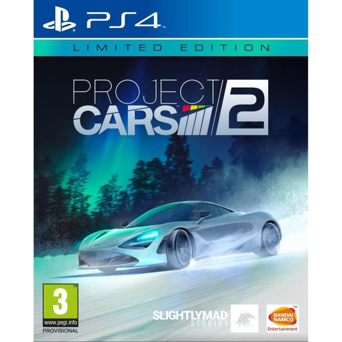 project cars 2 ps4 xbox one pc comparer acheter au meilleur prix. Black Bedroom Furniture Sets. Home Design Ideas
