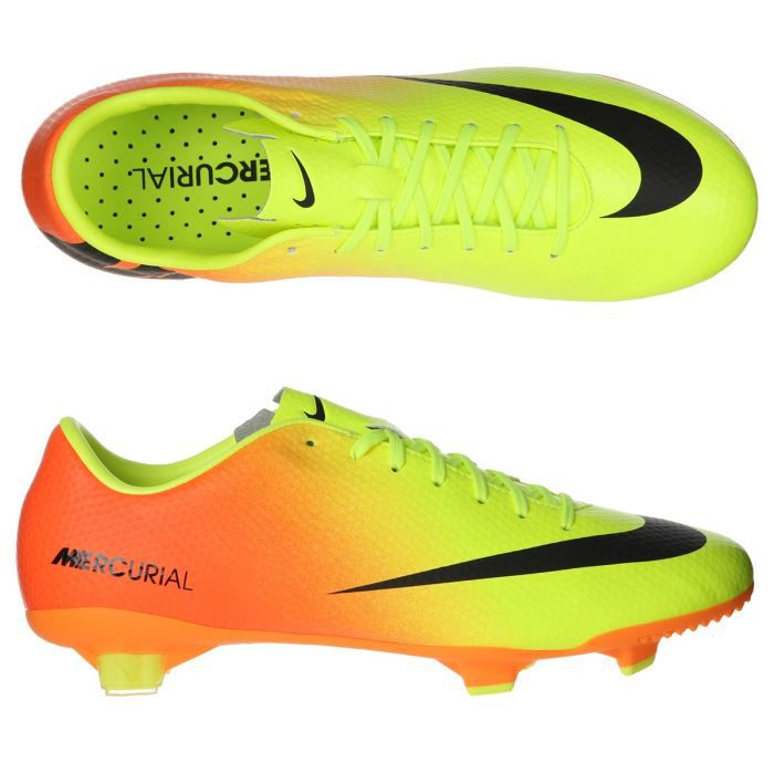 factory price 7bf93 12686 NIKE Chaussures de Foot Mercurial Veloce FG Homme