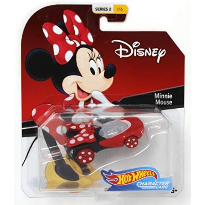 Voiture Electrique BYO08 Disney Cars caractère Minnie Mouse Série véhicule 2 1-6