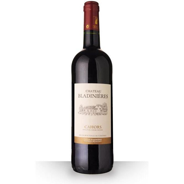 Château Bladinières 2016 AOC Cahors - 75cl - Vin Rouge