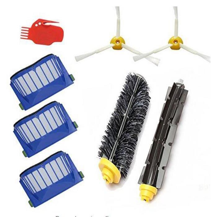 Kit pour iRobot Roomba aspirateur 600 650 660 replacement