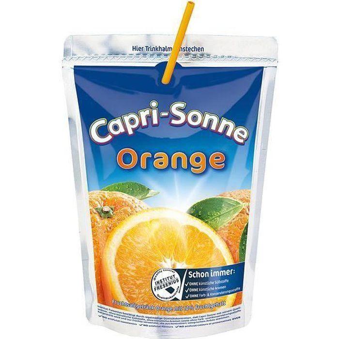 Capri-Sun orange 10 x 0,2l