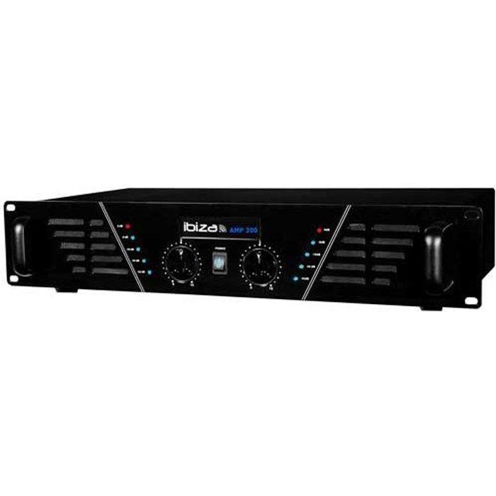 Amplificateur sono 2 x 240 W Max AMP-300-S
