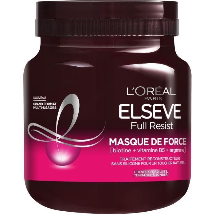 L'Oréal Paris Elseve Full Resist Masque de Force Multi-Usages 680mL