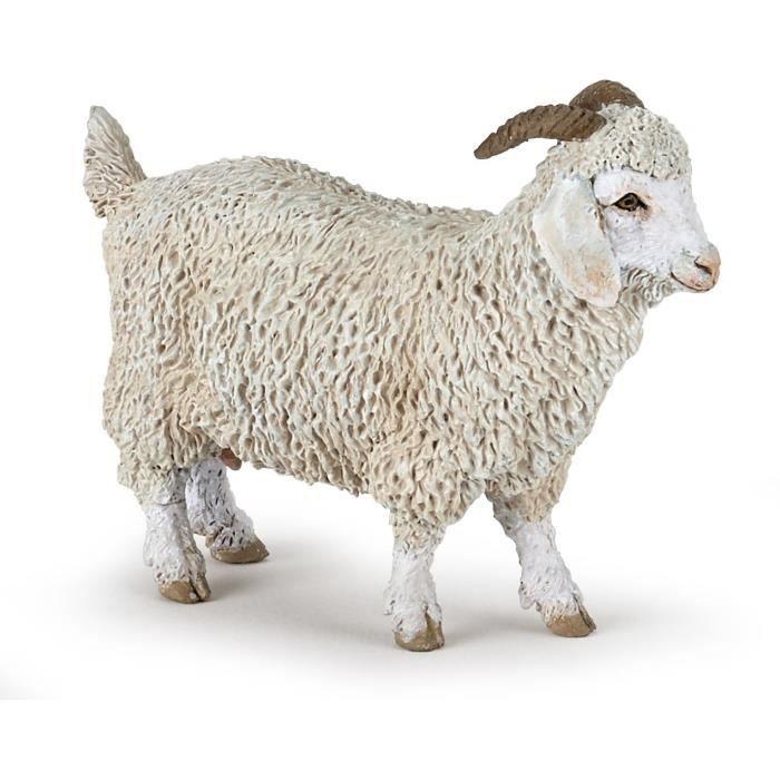 PAPO Figurine Chèvre angora