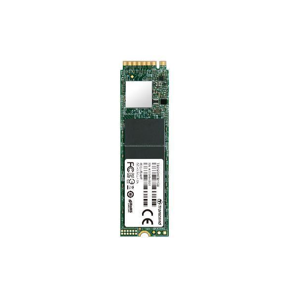 TRANSCEND Disque Dur interne 512GB M.2 2280 PCIe Gen3x4 3D TLC