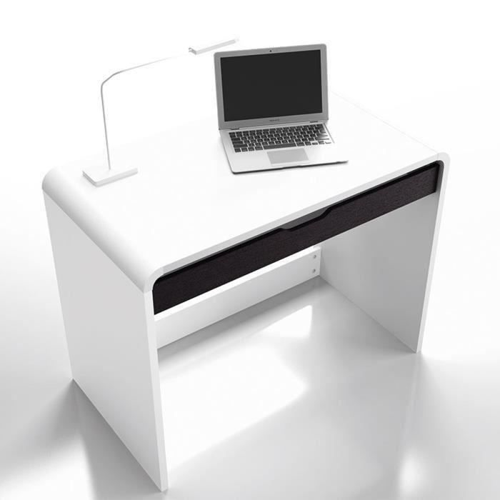 bureau meteor bureau en angle tom aspect h tre samerberg 1 tiroir 1 tag re 43902 bureau blanc. Black Bedroom Furniture Sets. Home Design Ideas