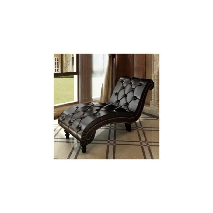 divan canap m ridienne sofa capitonn marron chocolat