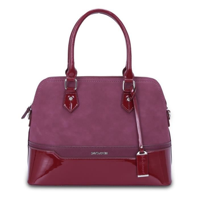 David Jones - Sac Main Femme Bugatti Cuir