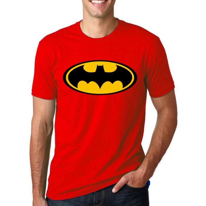 t-shirt homme dessin animé