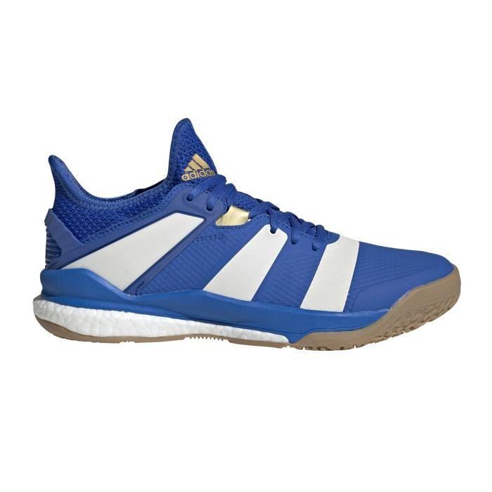 Chaussures Handball Adidas Stabil X Bleu - Prix pas cher ...