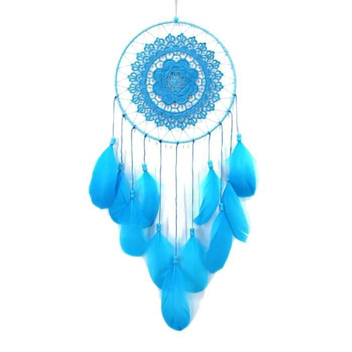 Dream Catcher Voiture Chambre Suspendus Handmade 26 cm multi 8 couleurs à choisir