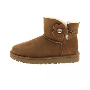 Bottine Bailey MINIB BUTTONPOPPY Mini Ref UGG Poppy CHES Button wwqz1O