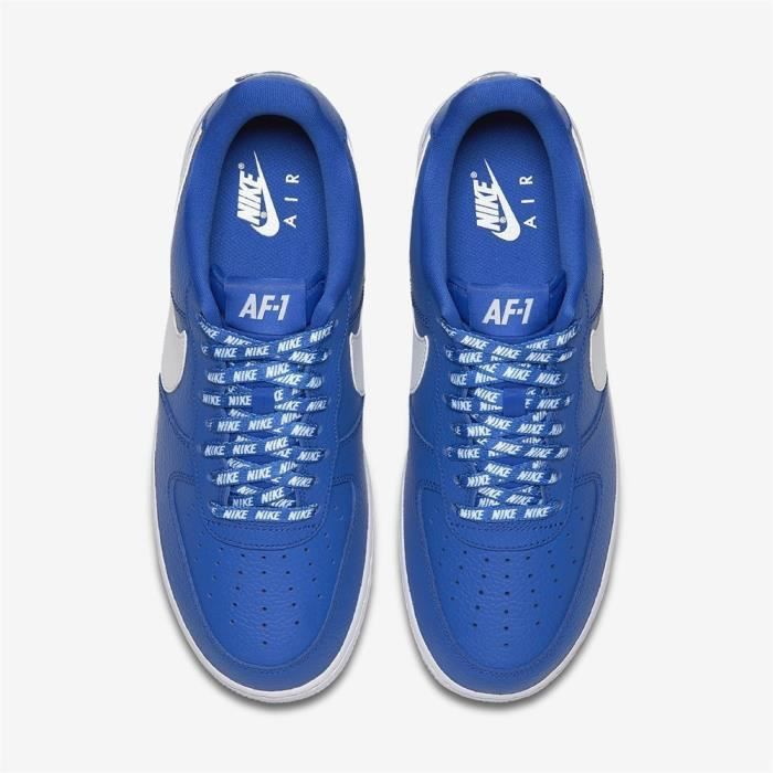 Chaussures Nike Air Force 1 Low 07 LV8 Statement Game 823511 405
