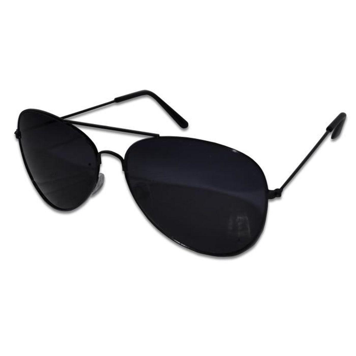 Préféré homme ® Fashion Lunettes de soleil-unisexe lunettes pilotes lunettes