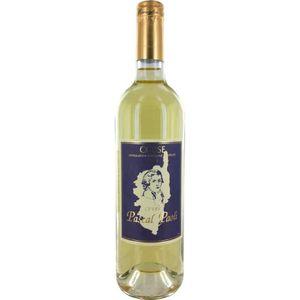 VIN BLANC Pascal Paoli - Vin blanc de Corse