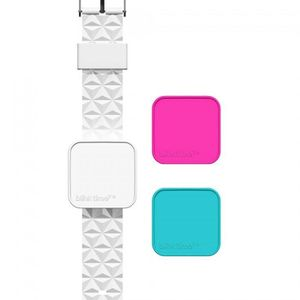 MONTRE Montre Blink Time Swap Blanche