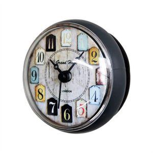 Horloge salle de bain