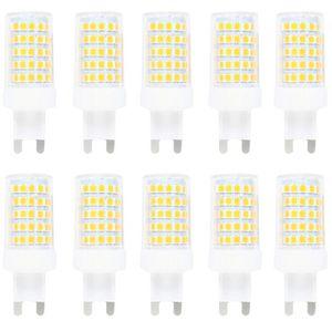 AMPOULE - LED 10X G9 Ampoule LED Dimmable 10W Ampoule Lampe 86 S