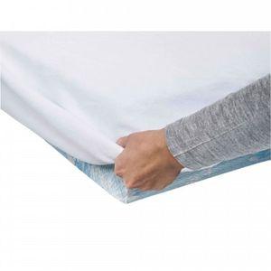 PROTÈGE MATELAS  90x190cm Protege matelas extensible impermeable po
