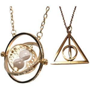 Harry potter bijoux retourneur de temps