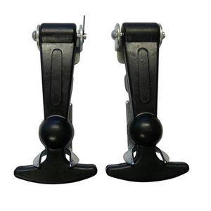CAPOT - GRILLE Attaches capot caoutchouc - 65 mm