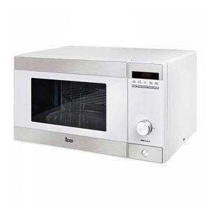 MICRO-ONDES Micro-ondes 23 L 800W Blanc - Plateau tournant et