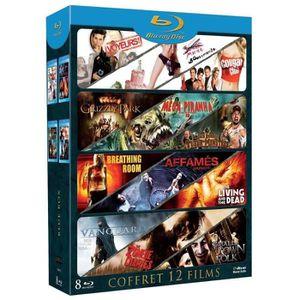 BLU-RAY FILM Coffret 12 films [Blu-ray]