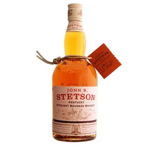 WHISKY BOURBON SCOTCH Stetson John B bourbon 70 cl