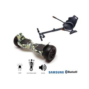 ACCESSOIRES GYROPODE - HOVERBOARD SMART BALANCE Paquet Hoverboard Hummer Camouflage