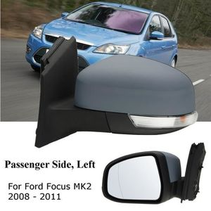 Ford Focus Mk2 2008-2011 Aile Miroir Verre O//S Drivers Cote Droit