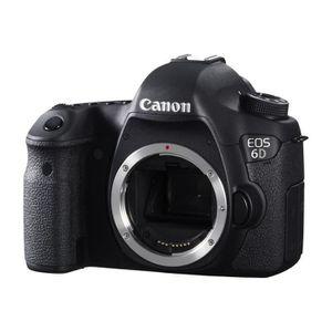 APPAREIL PHOTO RÉFLEX Canon EOS 6D Appareil photo numérique Reflex 20.2