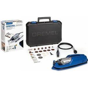 OUTIL MULTIFONCTIONS Dremel 3000-1-25 EZ, 190 mm, 550 g, 230 V