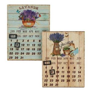 Deco calendrier mural achat vente deco calendrier for Calendrier mural pas cher
