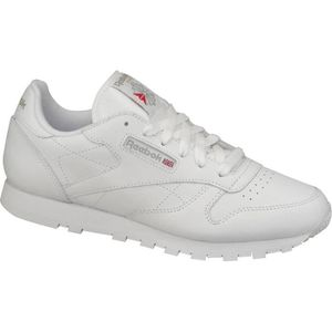 "BASKET Reebok Classic Leather 50151 ""White Candy Pink"""
