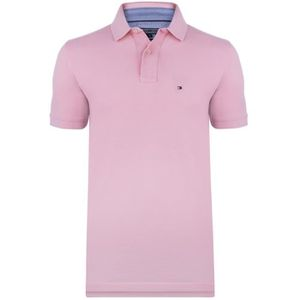 POLO Tommy Hilfiger Homme Polo Rose Basic Logo