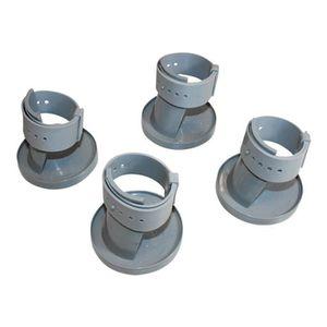 OUTILLAGE DE CAMPING Plaquettes Stabilisatrices Pieds de Table